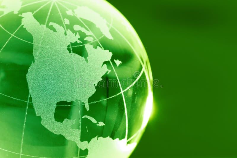 Globe en verre photo stock