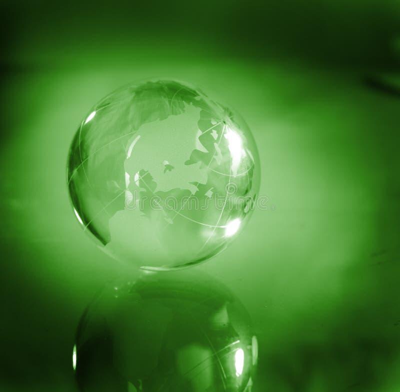 Globe, environmental responsibility royalty free stock images