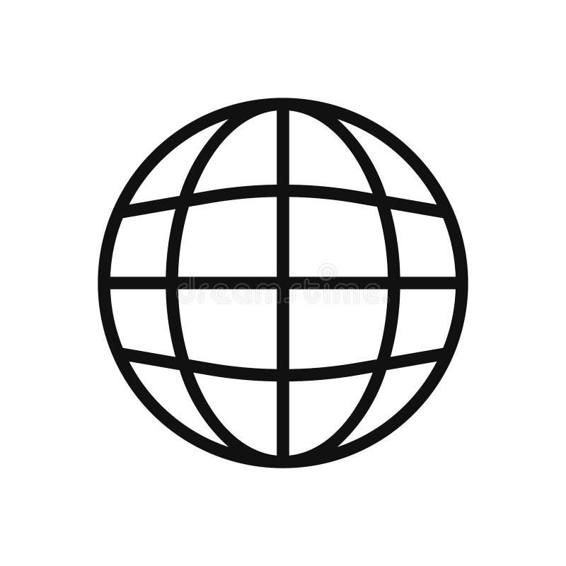 modern globe design stock vector  illustration of board