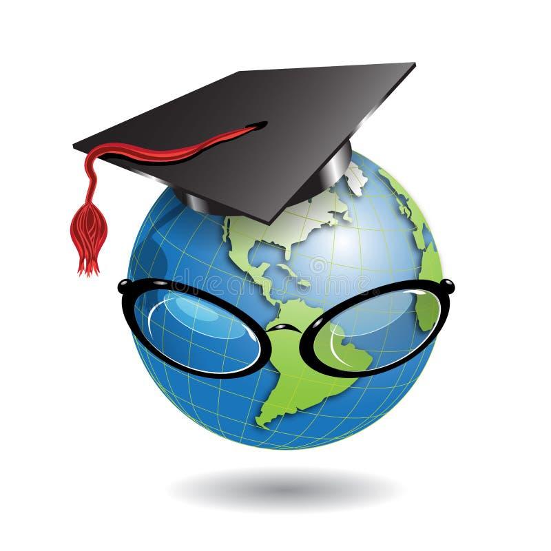 Globe master vector illustration