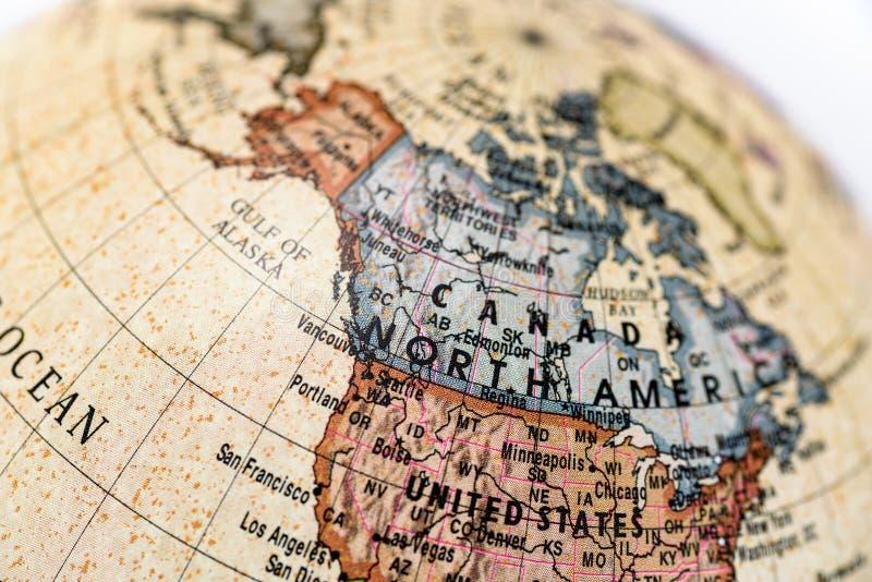 Globe north america stock image image of life study 55914379 globe north america gumiabroncs Gallery