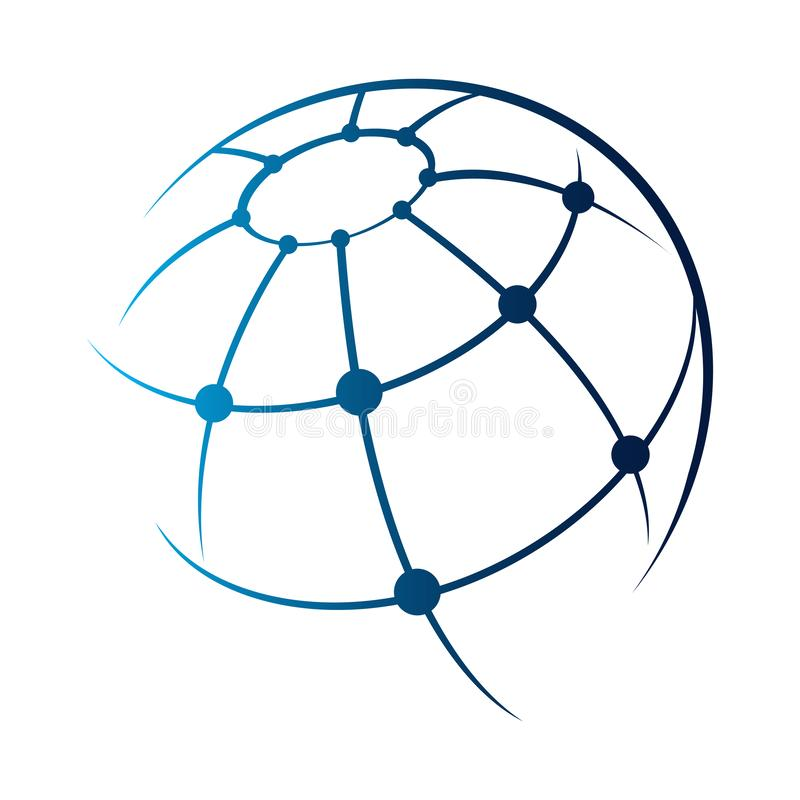 Globe template logo design. Vector illustration icon. Globe template logo design. Vector illustration vector illustration
