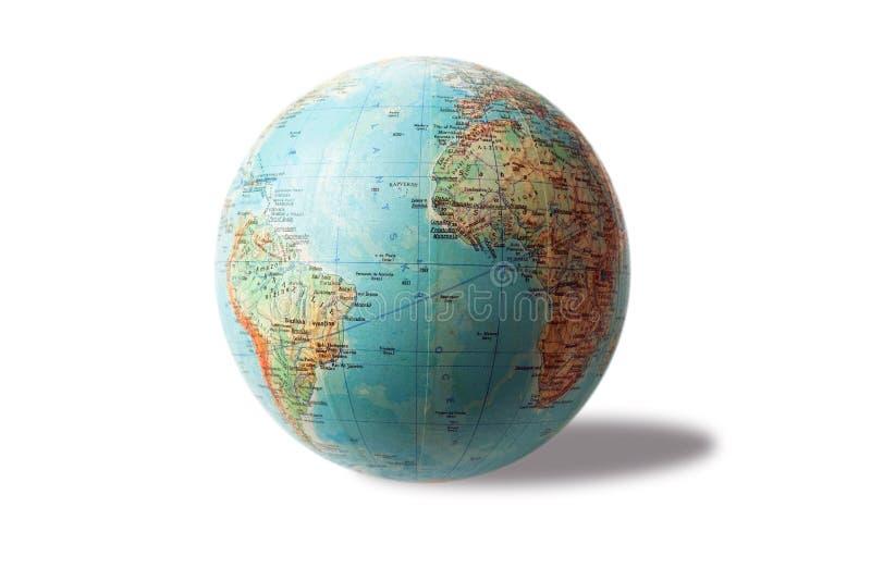 Globe terrestre image libre de droits