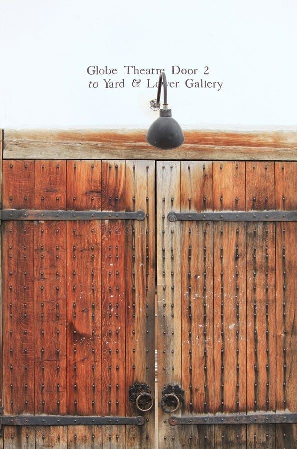 Download Globe Theatre door. London editorial image. Image of historic - 37061015 & Globe Theatre door. London editorial image. Image of historic - 37061015