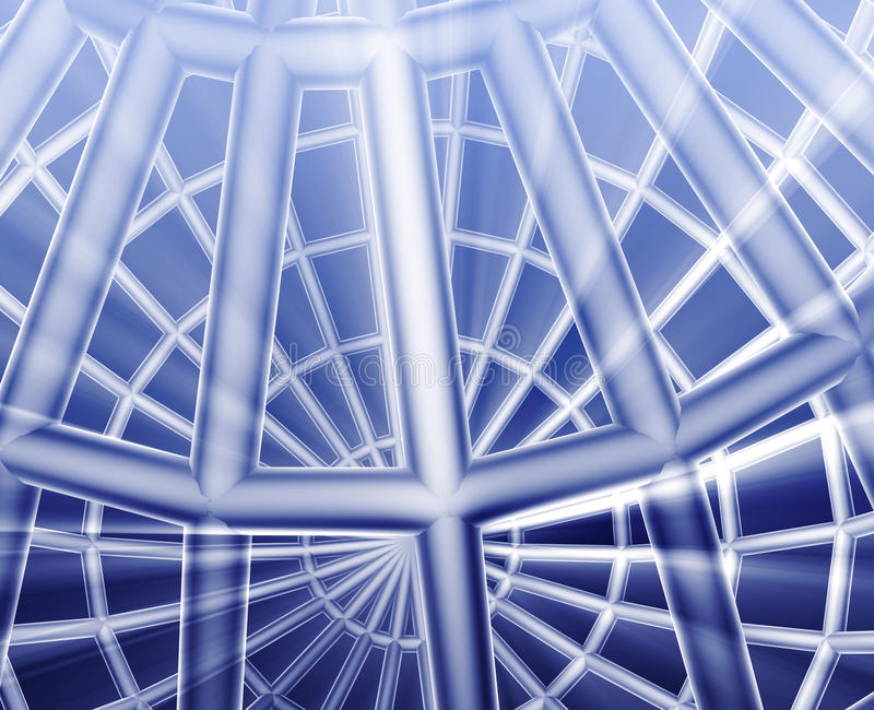 Download Globe wireframe abstract stock illustration. Image of lines - 9906148