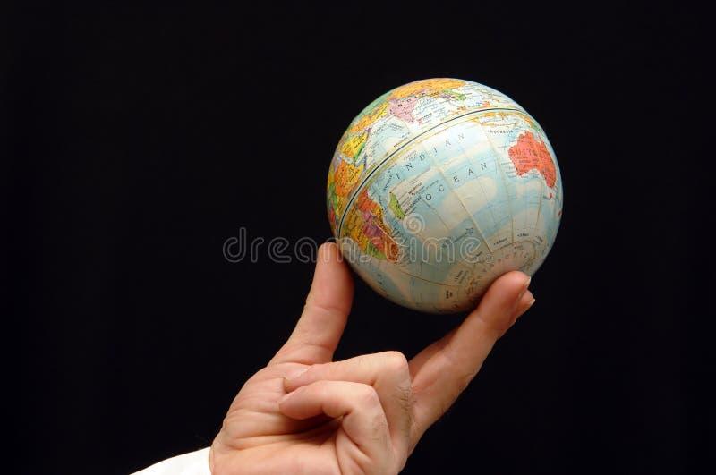 Globe XVII stock photo