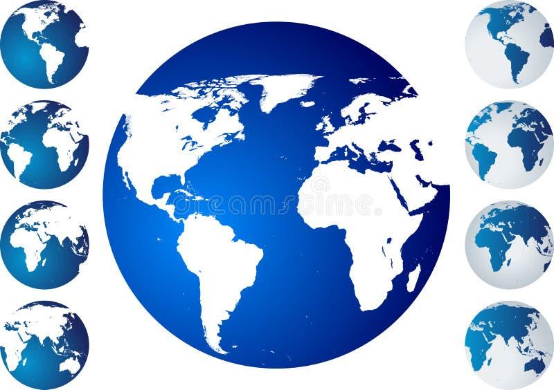 Download Globes Royalty Free Stock Image - Image: 29198186
