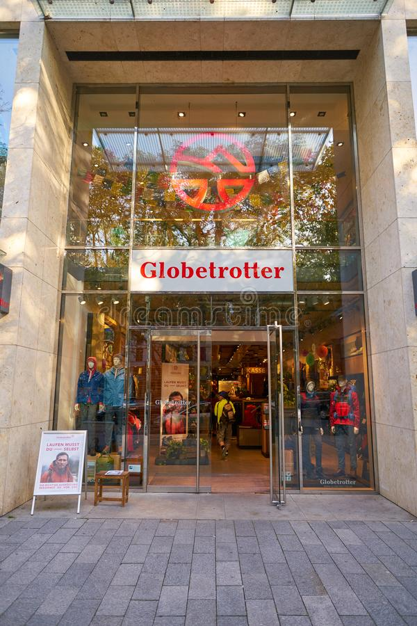 globetrotter images libres de droits