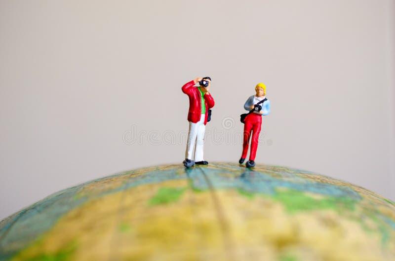 globetrotter royaltyfria foton
