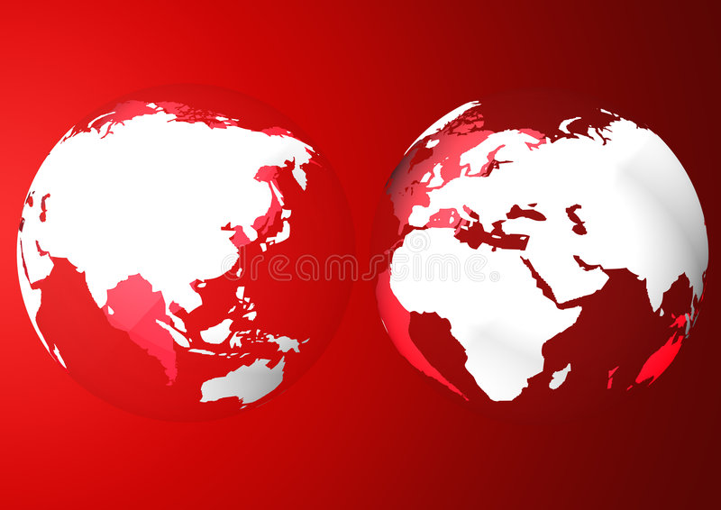 Globi royalty illustrazione gratis