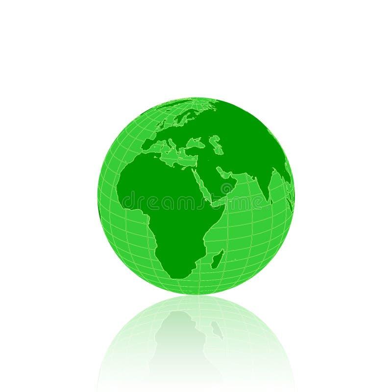 globo ilustração do vetor