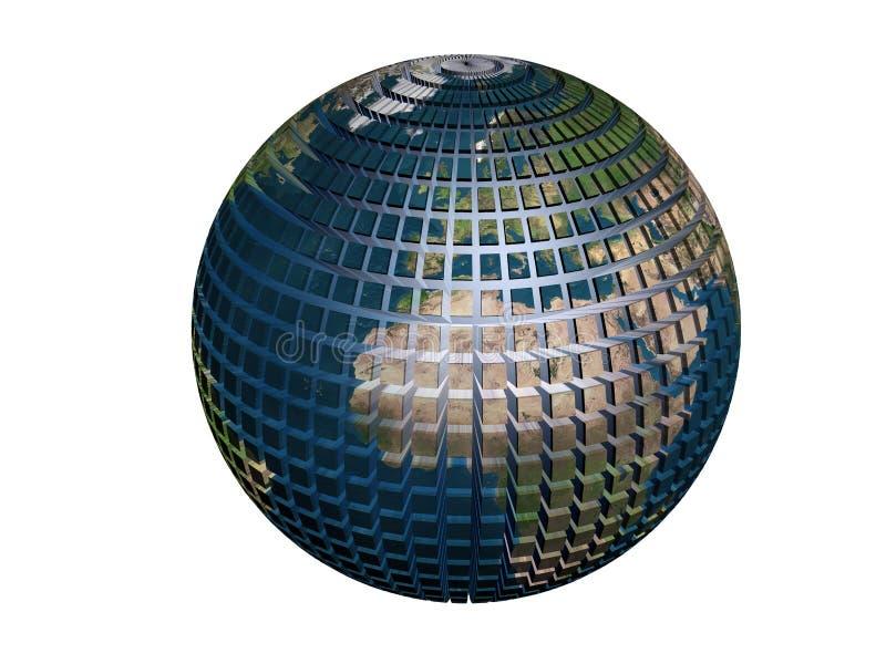 globo 3D fotos de archivo libres de regalías