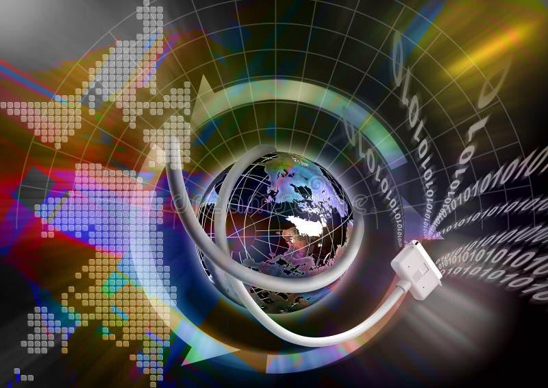 Globo stock de ilustración