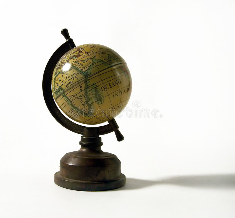 Globo imagens de stock