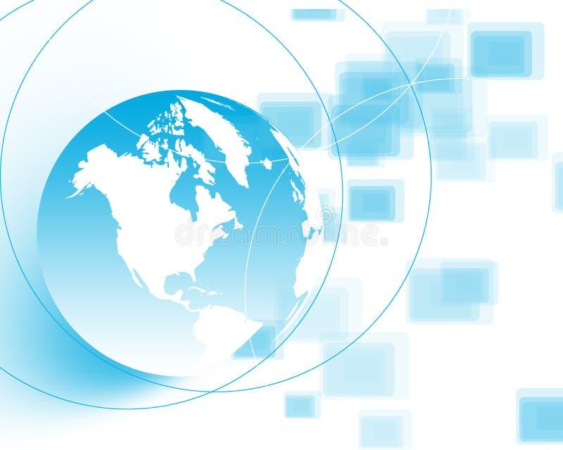 globo illustrazione vettoriale