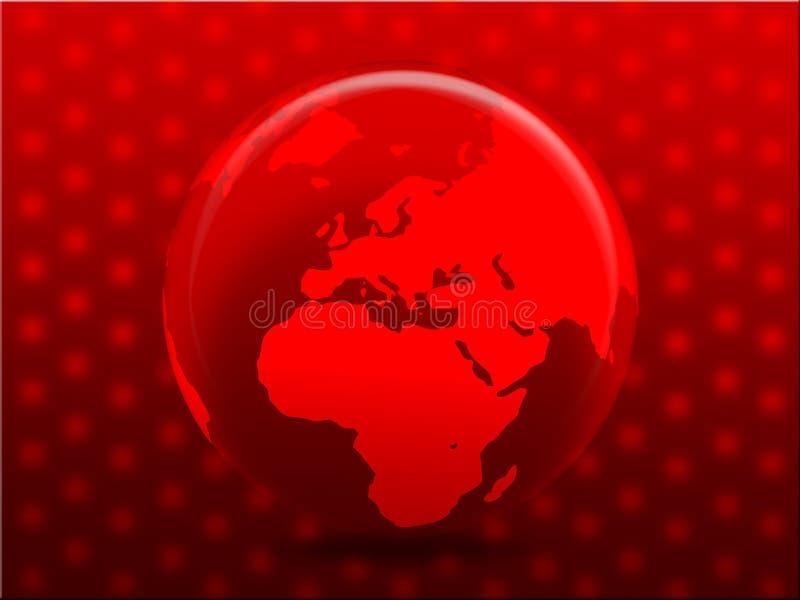 Download Globo stock de ilustración. Ilustración de resplandor - 7281551