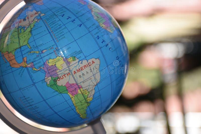 Globo fotografie stock libere da diritti