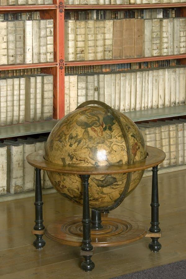 Globo celeste fotografie stock