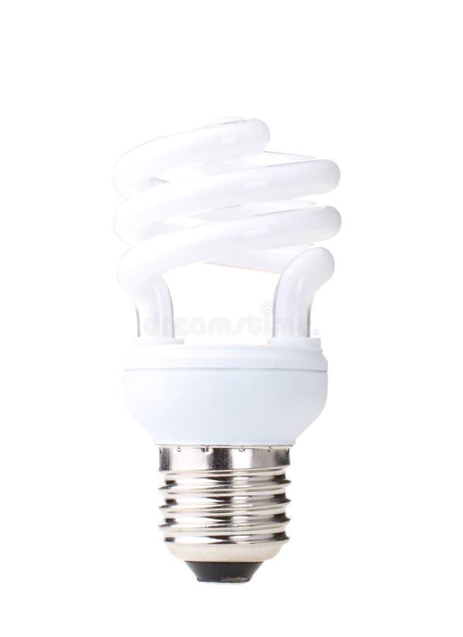 Globo claro eficiente da energia imagens de stock royalty free