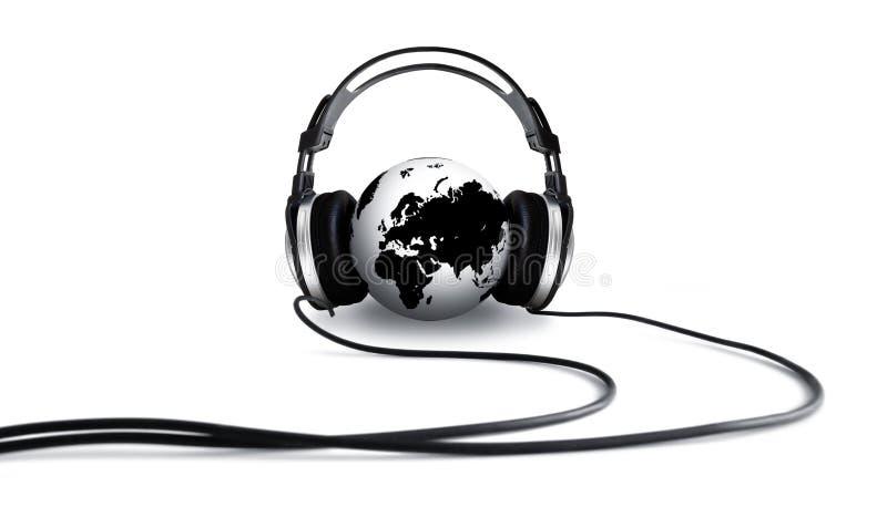 Globo d'ascolto II fotografia stock