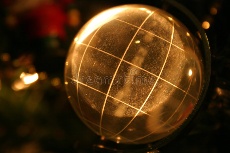 Download Globo de incandescência foto de stock. Imagem de terra, globo - 56118