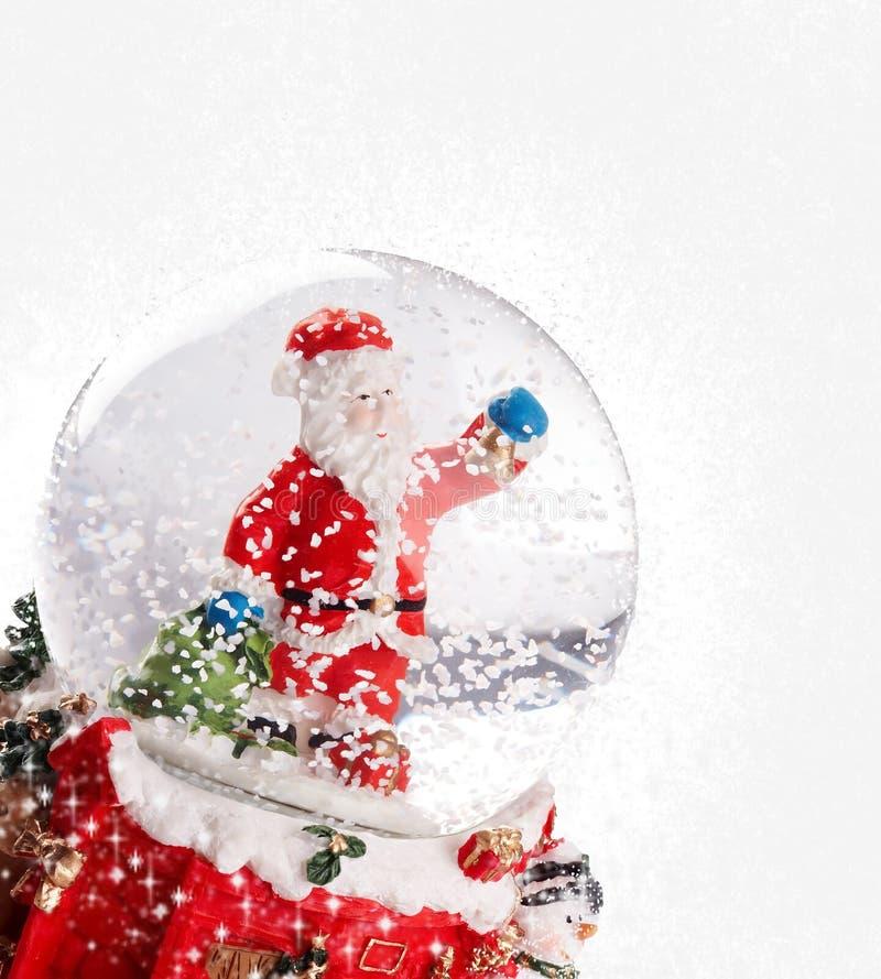 Globo de la nieve fotos de archivo