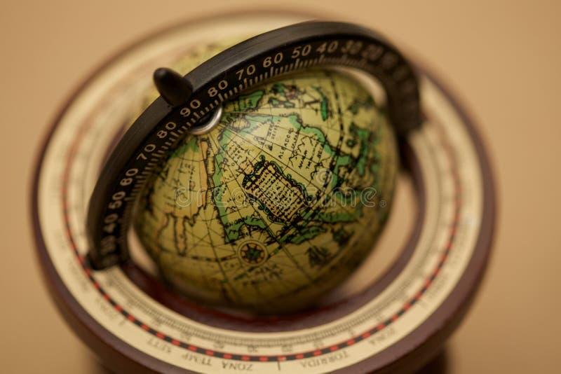 Globo de la vendimia imágenes de archivo libres de regalías