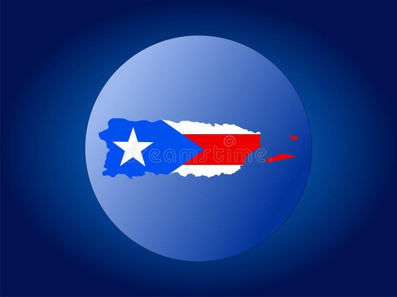 Globo de Puerto Rico libre illustration