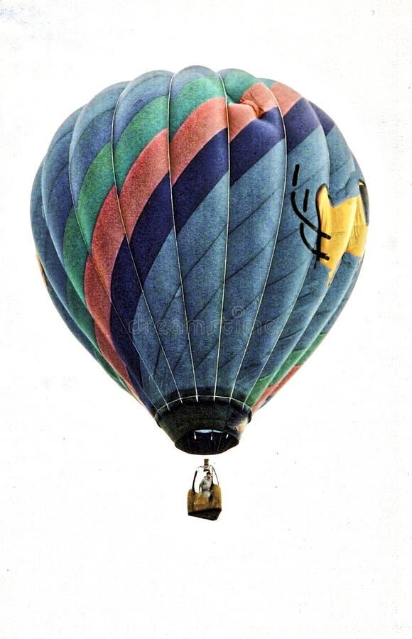Globo del aire caliente, Ozark Balloon Fest imagen de archivo libre de regalías