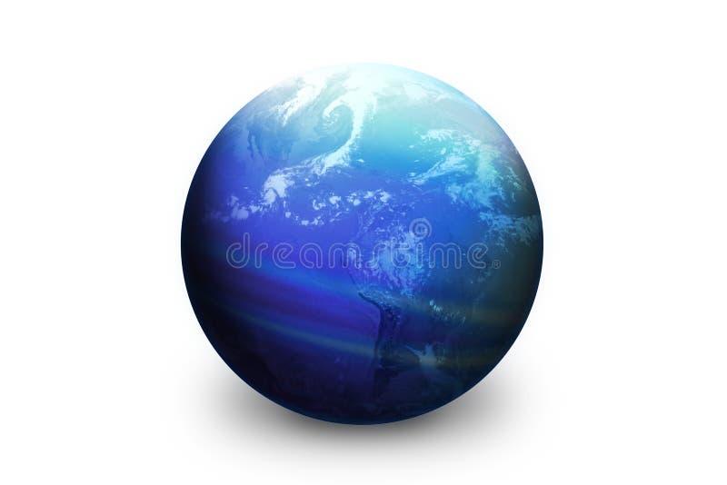 Globo del mondo illustrazione di stock