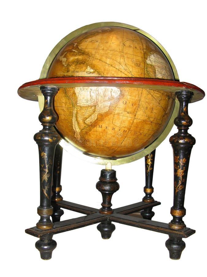 Globo do Velho Mundo imagens de stock royalty free