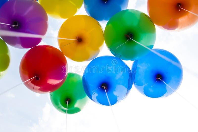 globos imagen de archivo