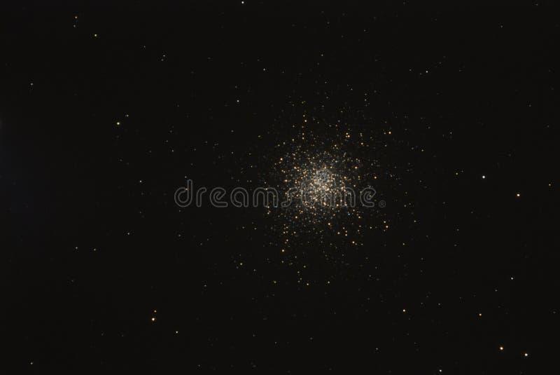 Globular συστάδα Hercules στοκ εικόνες