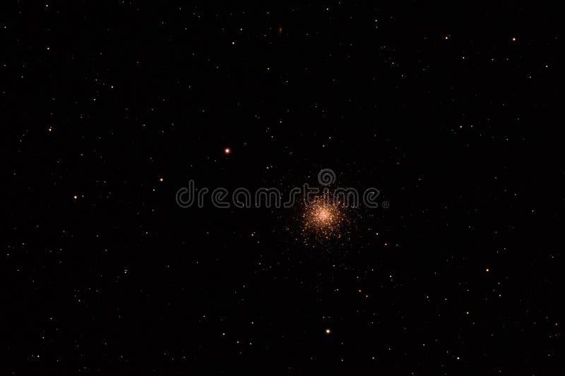 Globular συστάδα Hercules στοκ φωτογραφία