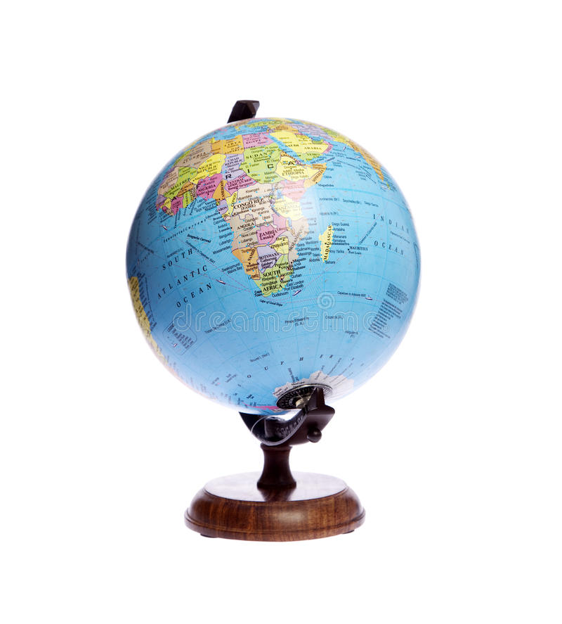 Download Globus stock photo. Image of countries, cartography, isolated - 12710038