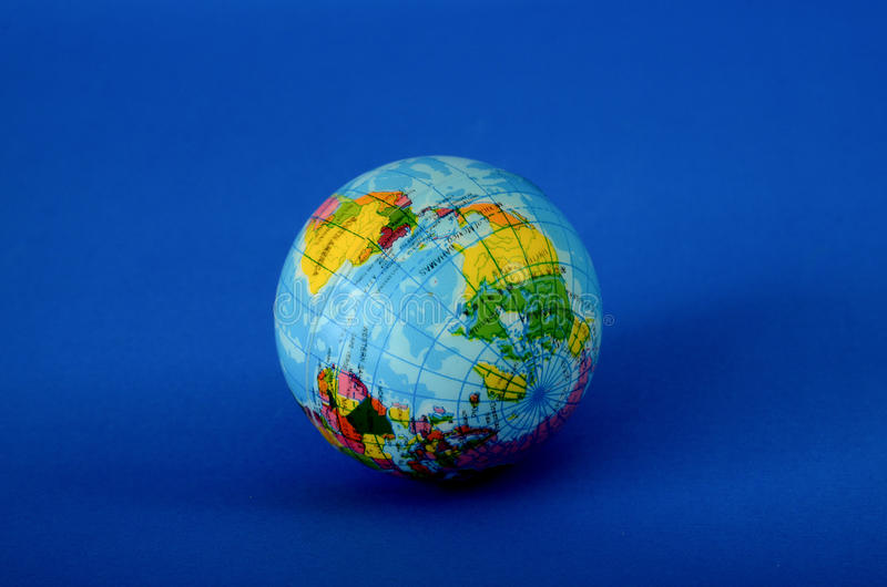 Globus toy ball royalty free stock photography