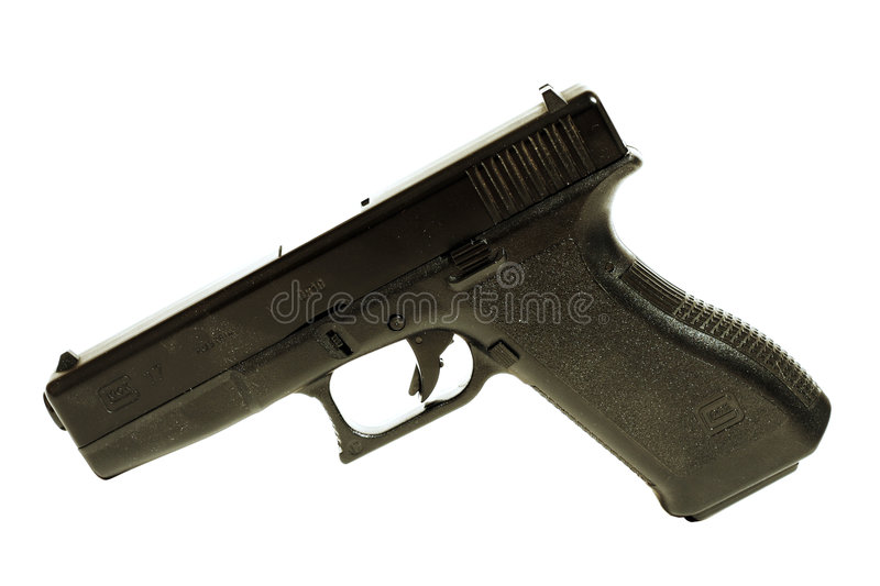 Download Glock 17 stock photo. Image of pistol, defence, officer - 7008914