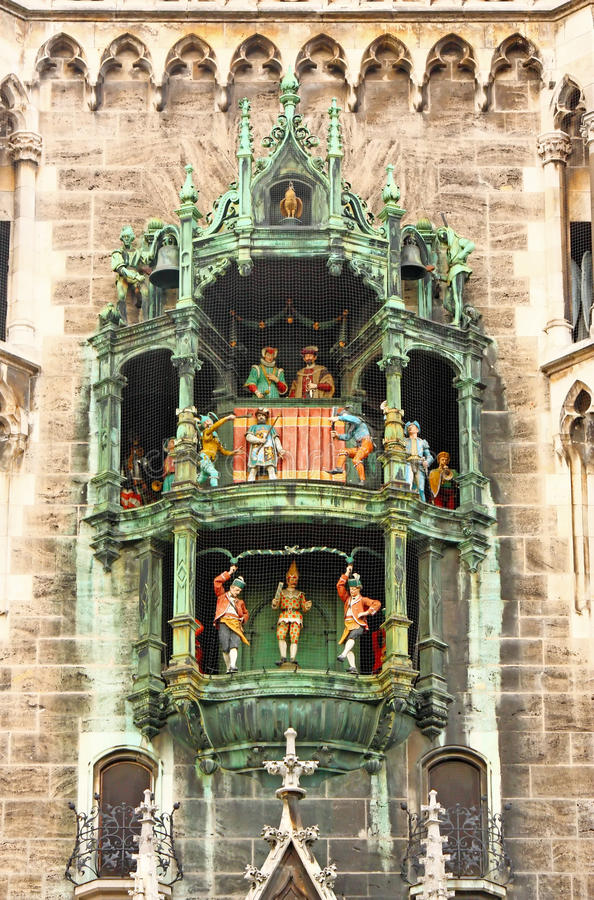 Download Glockenspiel stock image. Image of architecture, carillon - 20752263