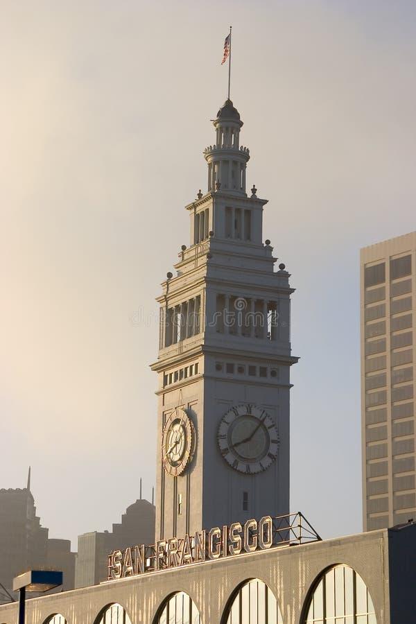 Glockenturm #1 lizenzfreies stockbild