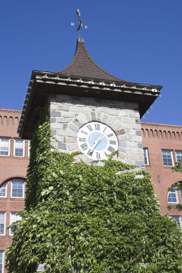 Glockenturm in Milwaukee lizenzfreie stockfotografie