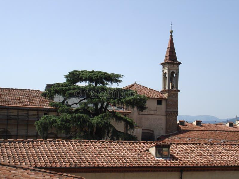Glockenturm San-Marco - lizenzfreie stockfotografie