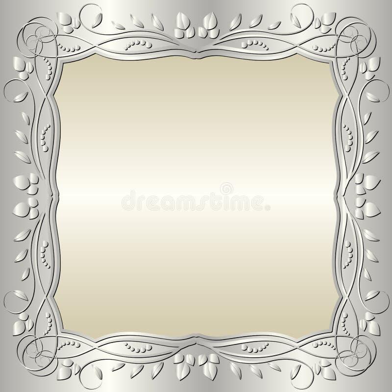 Gloeiende Achtergrond Royalty-vrije Stock Foto