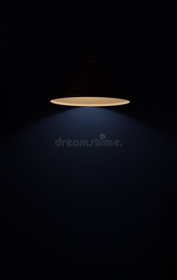 Gloeiende lamp stock afbeeldingen
