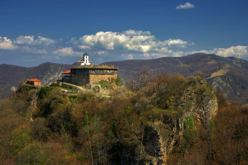 Glogenski kloster 2 royaltyfri fotografi