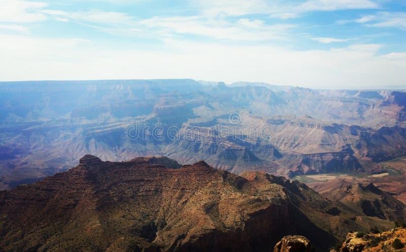 Gloire de Grand Canyon images libres de droits