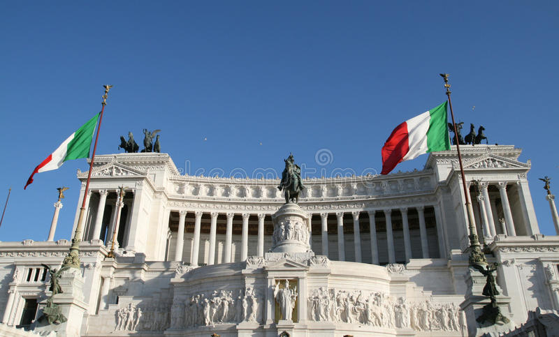 Gloire de Rome photographie stock libre de droits