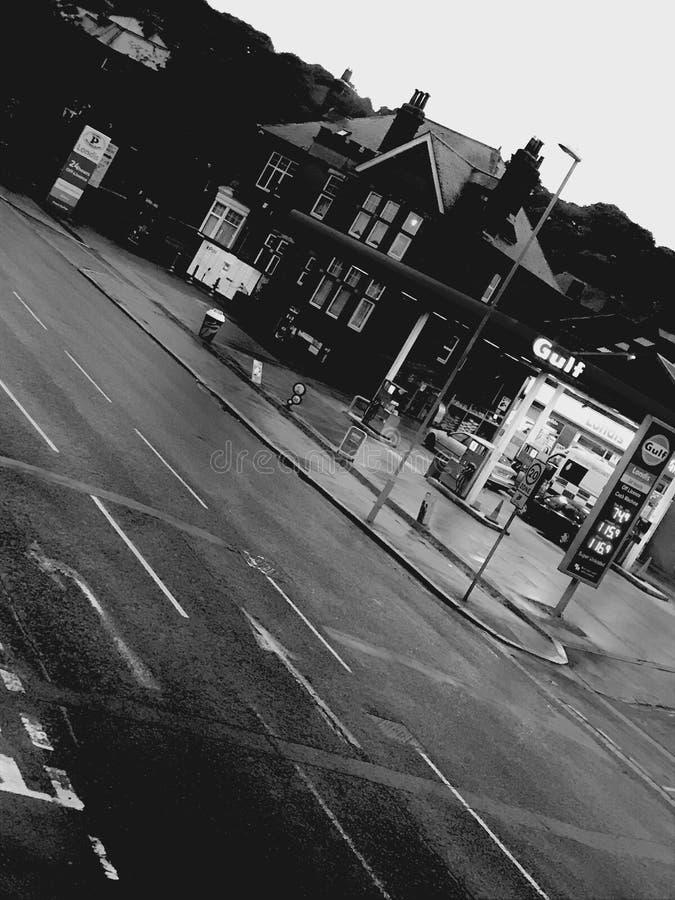 Gloomy day stock image