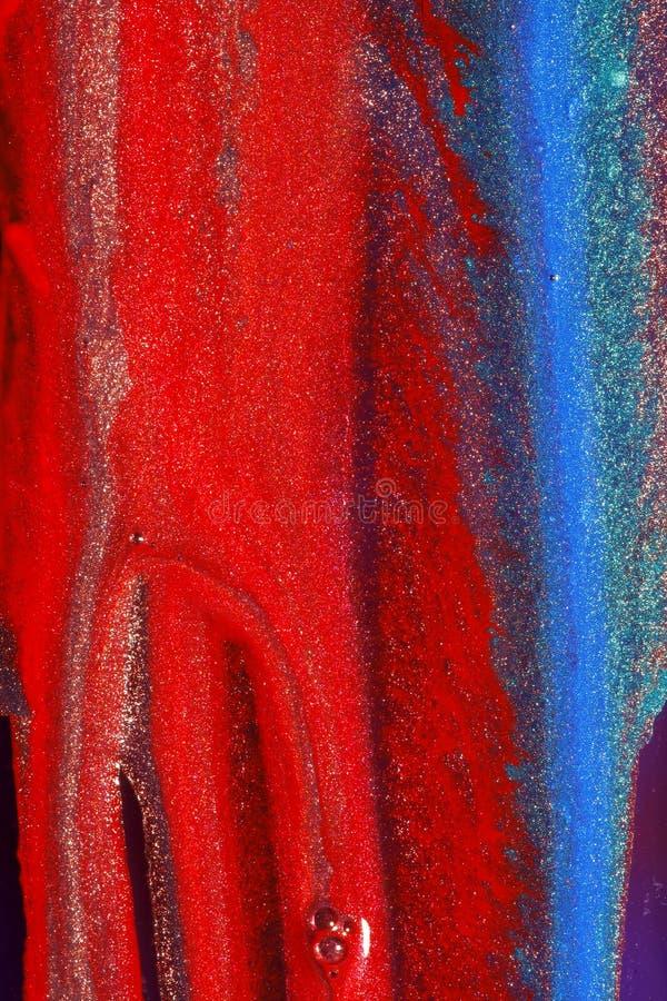 Gloomy fantasy colors royalty free stock photos