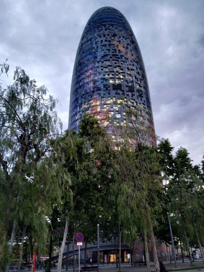 Glorias de la torre fotos de archivo libres de regalías