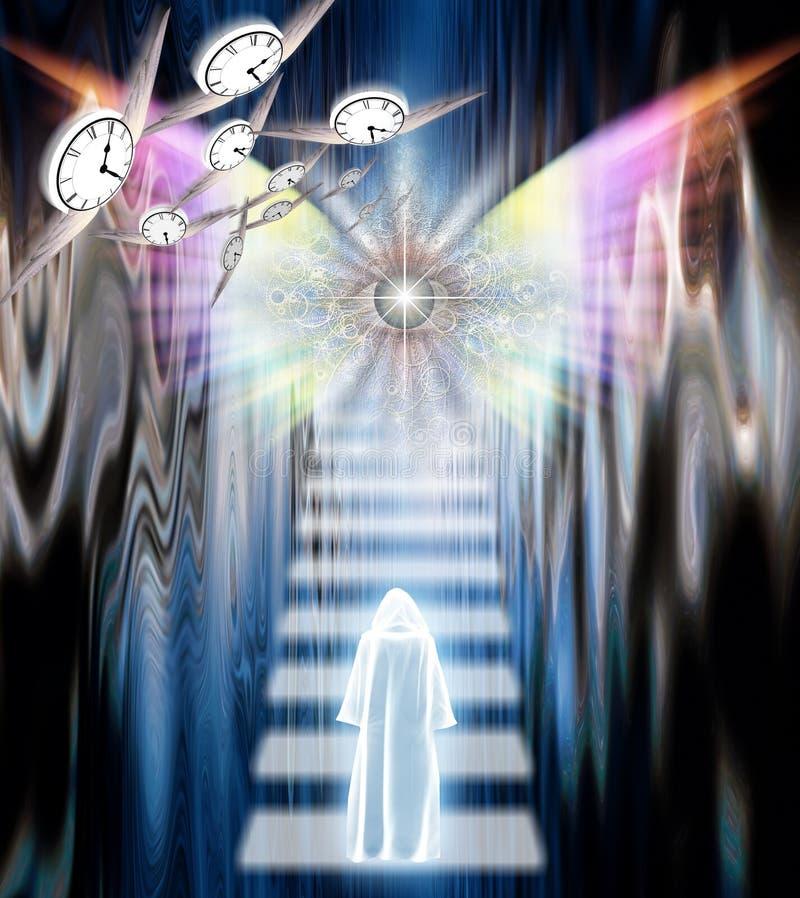 Glory royalty free illustration